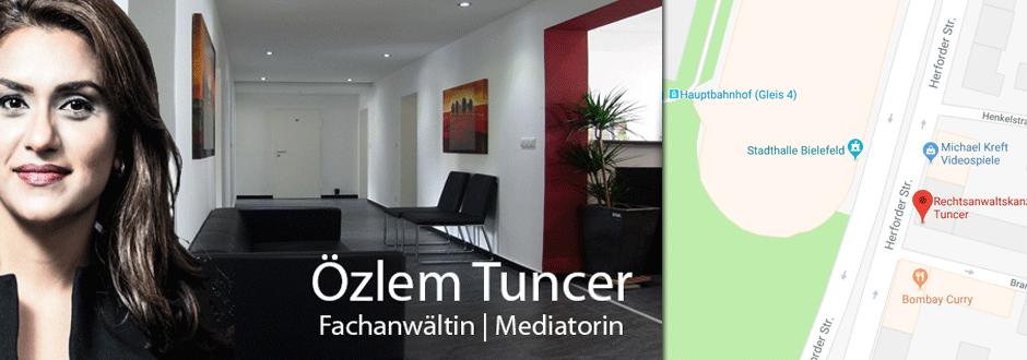 Rechtsanwältin Ö. Tuncer   Osnabrück   Bielefeld